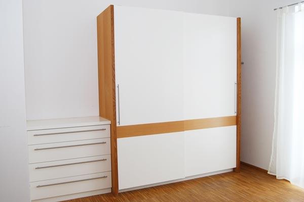 Wohn- und Schlafzimmer – Schreinerei PERO